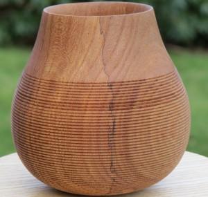 Lille vase elmetræ